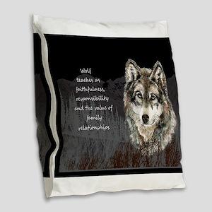 Wolf Totem Animal Spirit Guide for Inspiration Bur