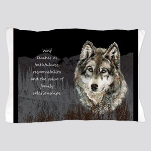 Wolf Totem Animal Spirit Guide for Inspiration Pil