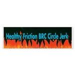 BRC Circle Jerk 2014 Bumper Sticker