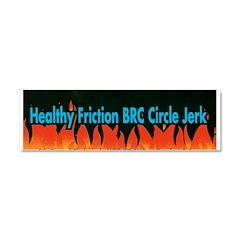 BRC Circle Jerk 2014 Car Magnet 10 x 3