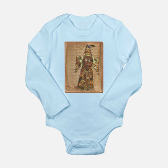 Medieval Collage Visigoth Eagle Body Suit