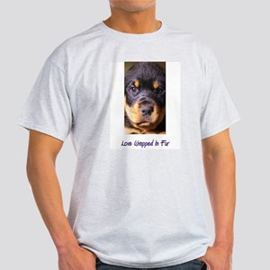 Rottweiller - Love Wrapped In Light T-Shirt