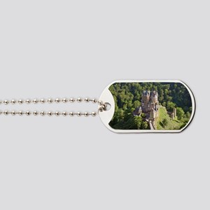 Burg Eltz Castle Germany Dog Tags