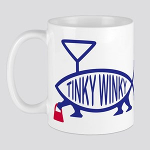 Tinky Winky Fish Mug
