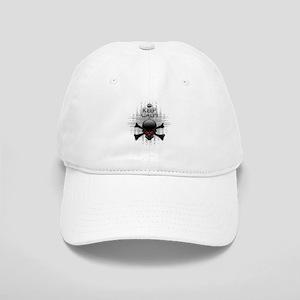 Keep Calm or Die! Black Skull Baseball Cap