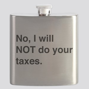 Do your own taxes Flask