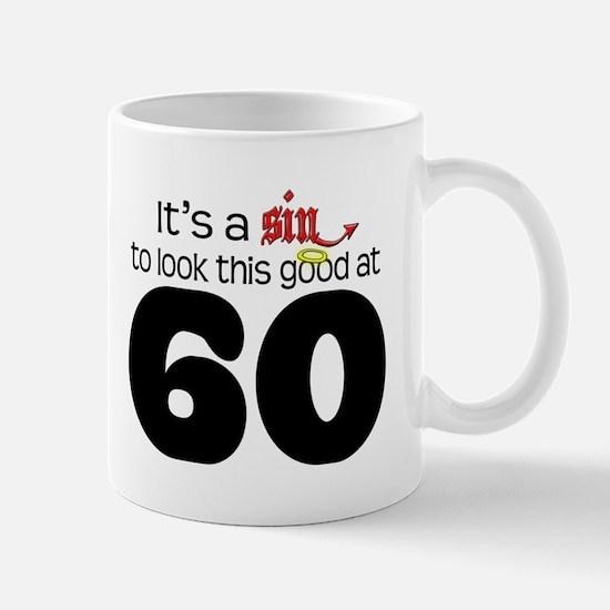 Look Good 60 Birthday Mug
