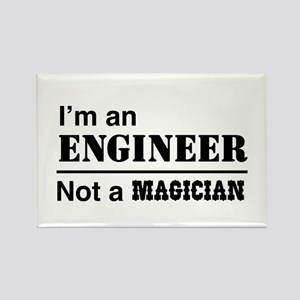 Engineer, not magician Magnets