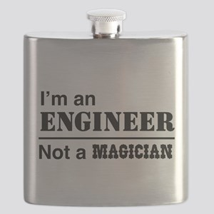 Engineer, not magician Flask