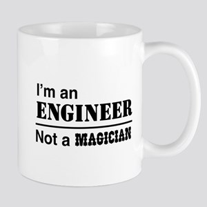 Engineer, not magician Mugs