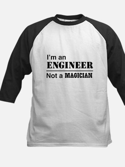 Engineer, not magician Baseball Jersey