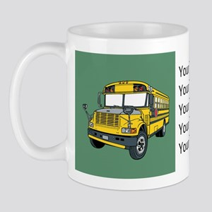 School Bus Mugs
