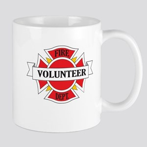 Fire department volunteer Mugs