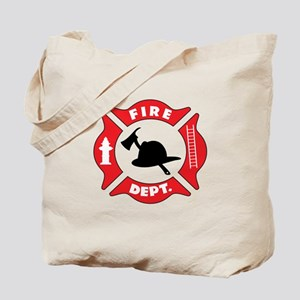 Fire department 2 Tote Bag