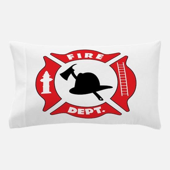 Fire department 2 Pillow Case