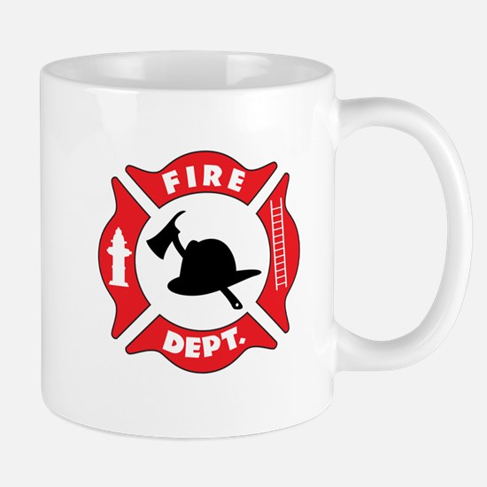 Fire department 2 Mugs