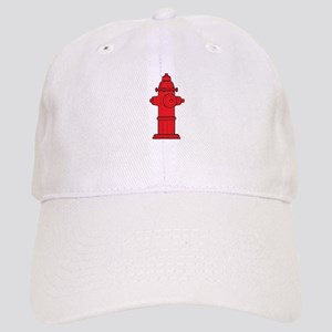Fire hydrant Baseball Cap