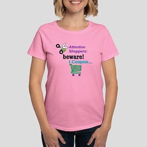 Grocery Shopping Gear Women's Dark T-Shirt