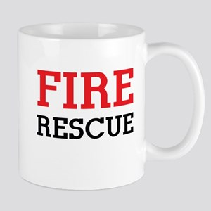 Fire rescue Mugs