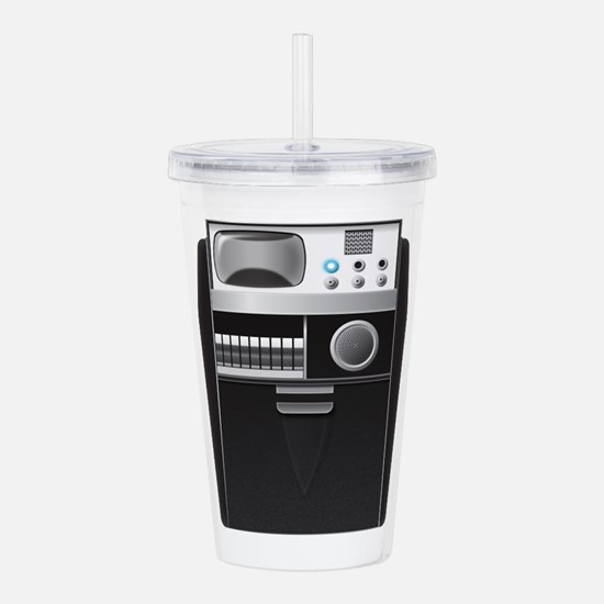Tricorder Acrylic Double-Wall Tumbler