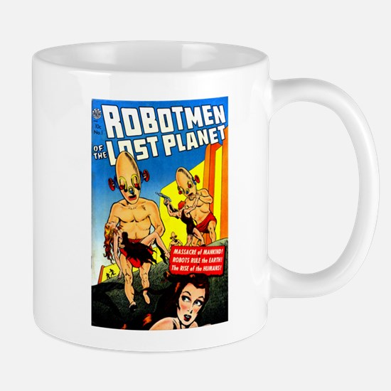 Robotmen Of The Lost Planet Mugs