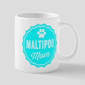 Maltipoo Mom Mugs