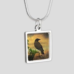 Retro Sky Crow Necklaces