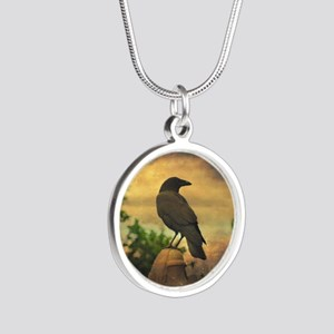 Retro Sky Crow Necklaces