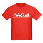 WAWSL Logo - Kids' Dark T-Shirt