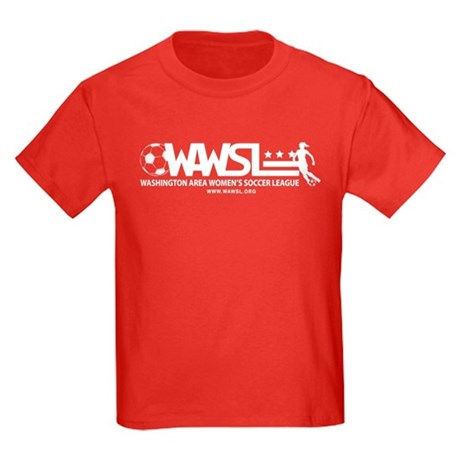 WAWSL Logo - Kids' Dark T-Shirt