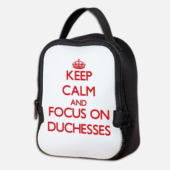 Aristocrats Neoprene Lunch Bag