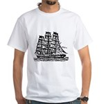 Cutty Sark White T-Shirt