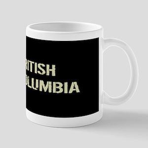 Canadian Flag: British Columbia Mug
