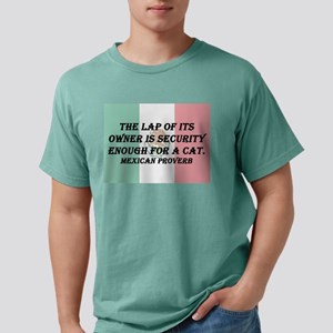 The Lap of Its Owner Mens Comfort Colors Shirt