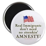 Real Immigrants Magnet