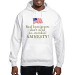Real Immigrants Hooded Sweatshirt