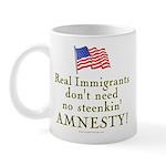 Real Immigrants Mug
