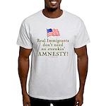 Real Immigrants Light T-Shirt