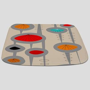 Atomic Era Inspired Bathmat
