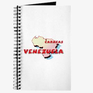 Venezuela Map Journal
