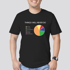 Things I Will Never Do T-Shirt