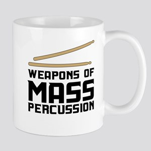 Weapons of Mass Percussion Mugs