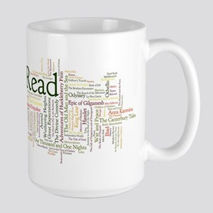 Literature: 100 Best Books of All Time Mugs