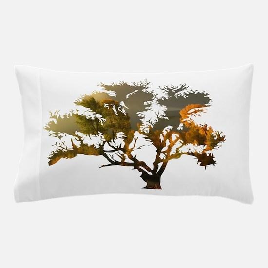 Autumn Tree Pillow Case