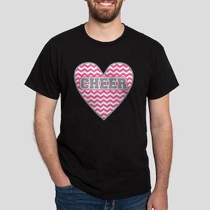 Cheer Heart Dark T-Shirt