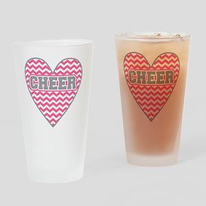 Cheer Heart Drinking Glass