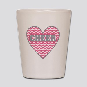 Cheer Heart Shot Glass