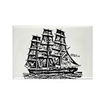 Cutty Sark Rectangle Magnet (10 pack)