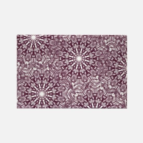 Purple Lace Magnets