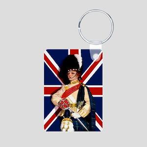 Royal Scots Dragoon Keychains